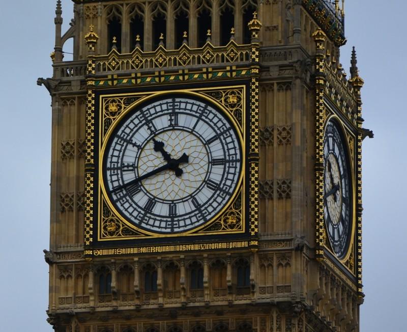 Big Ben. Mehr dazu in der Gallery.