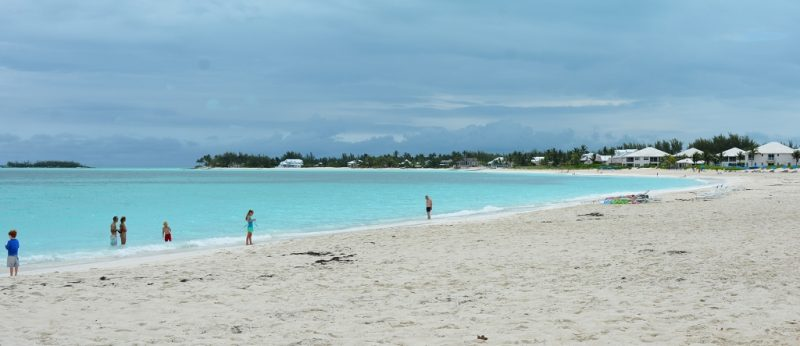 Treasure Cay Beach.